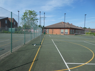 Hard Courts - Cromwell Community College - Cambridgeshire - 1 - SchoolHire