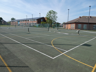 Hard Courts - Cromwell Community College - Cambridgeshire - 3 - SchoolHire