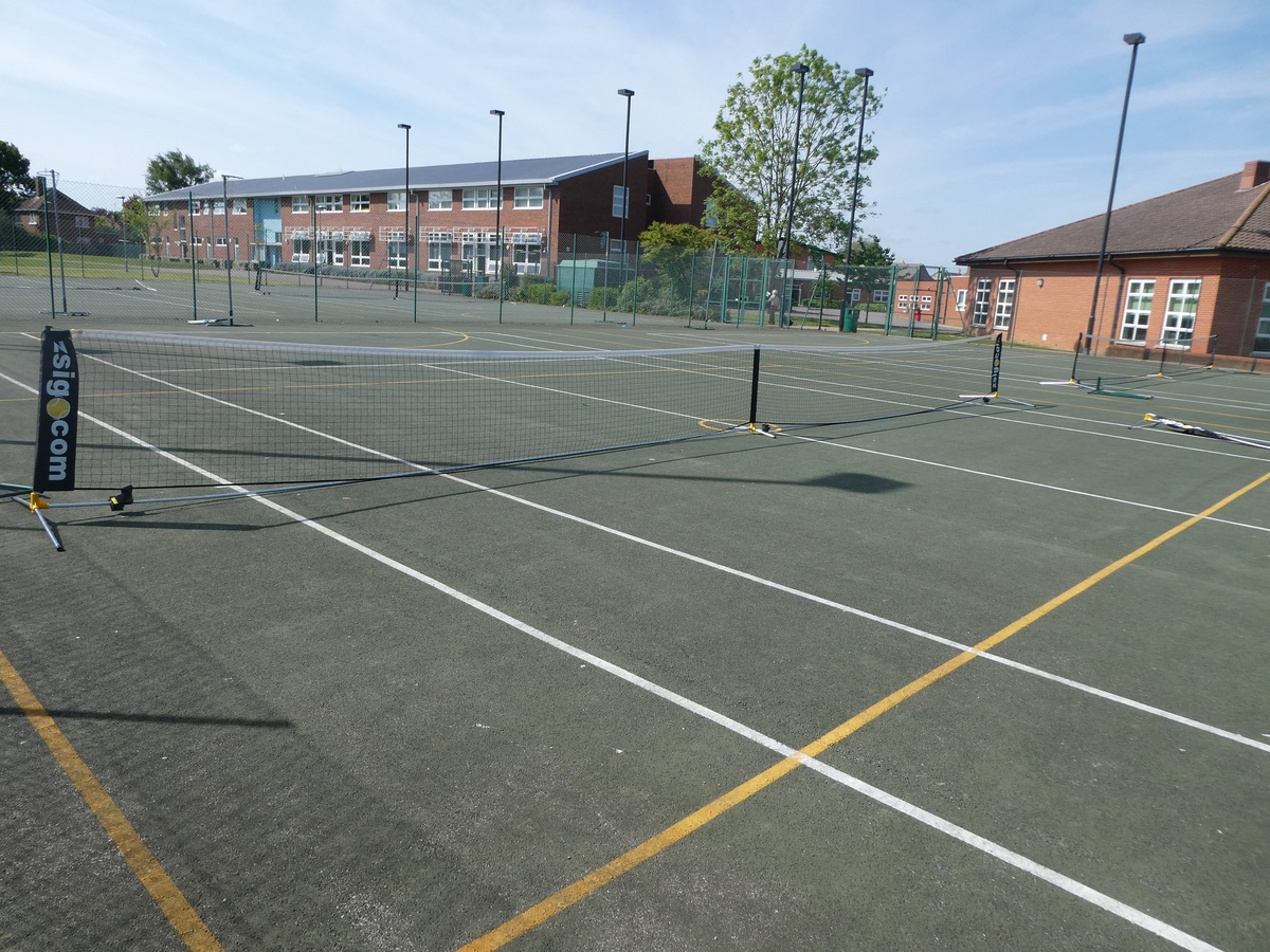 Hard Courts - Cromwell Community College - Cambridgeshire - 2 - SchoolHire