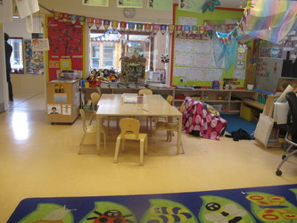 Classrooms - Infant - Krishna Avanti (Harrow) Primary School - Harrow - 1 - SchoolHire