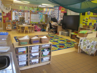 Classrooms - Infant - Krishna Avanti (Harrow) Primary School - Harrow - 2 - SchoolHire
