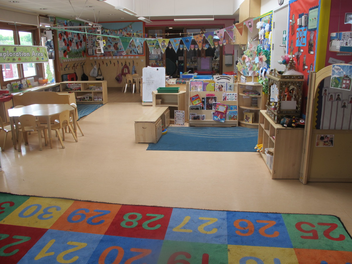 Classrooms - Infant - Krishna Avanti (Harrow) Primary School - Harrow - 3 - SchoolHire