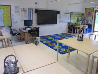 Classrooms - Junior - Krishna Avanti (Harrow) Primary School - Harrow - 1 - SchoolHire