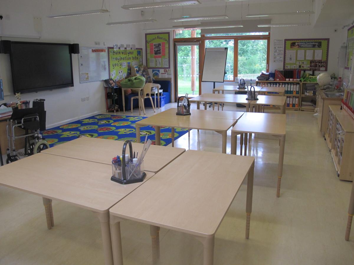 Classrooms - Junior - Krishna Avanti (Harrow) Primary School - Harrow - 3 - SchoolHire