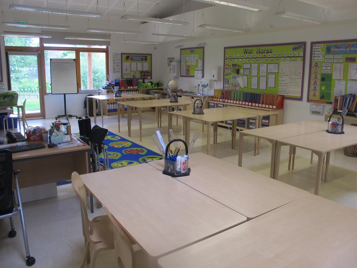 Classrooms - Junior - Krishna Avanti (Harrow) Primary School - Harrow - 4 - SchoolHire