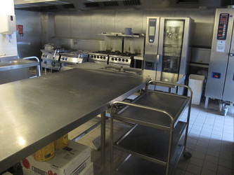 Kitchen - Krishna Avanti (Harrow) Primary School - Harrow - 2 - SchoolHire