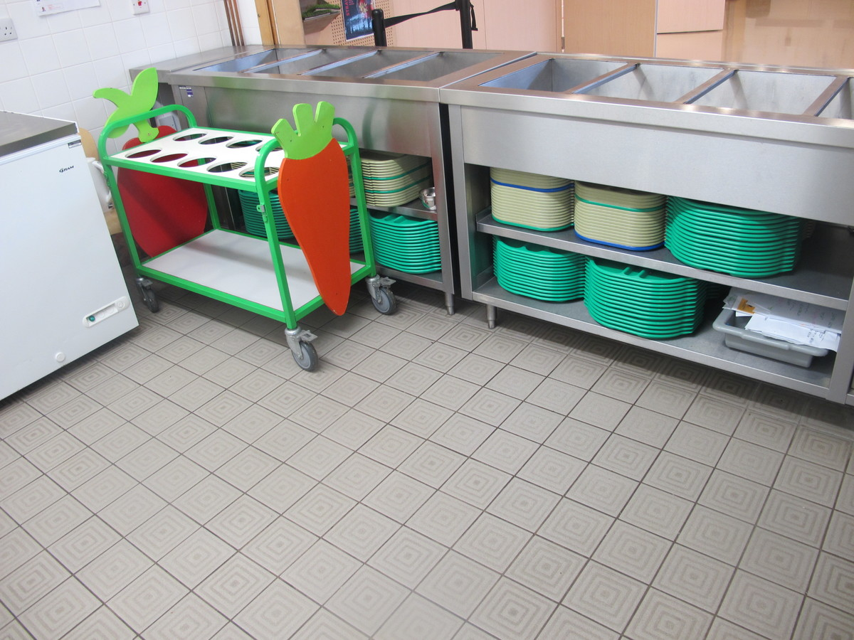 Kitchen - Krishna Avanti (Harrow) Primary School - Harrow - 3 - SchoolHire