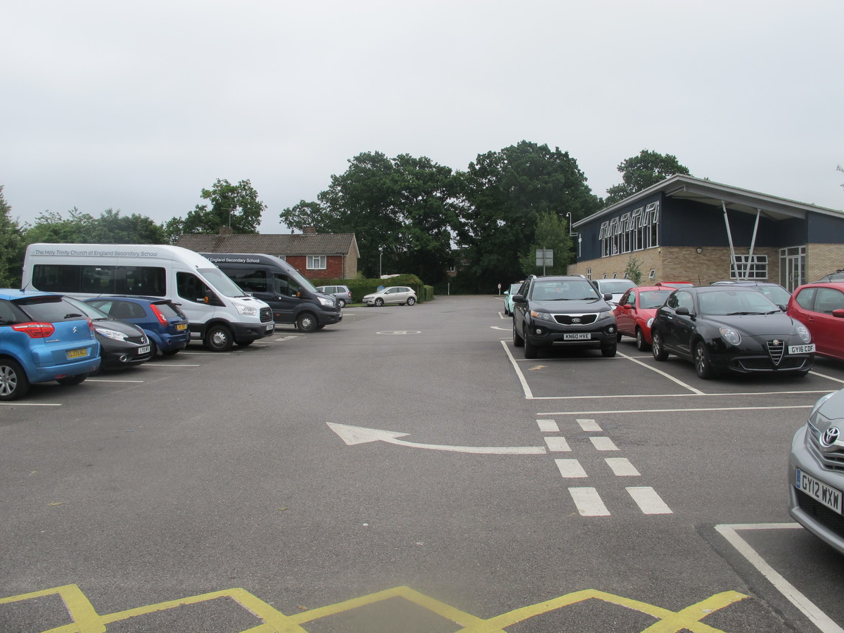 Liability Car Insurance >> Car Park at Holy Trinity CofE Secondary School for hire in Crawley - SchoolHire
