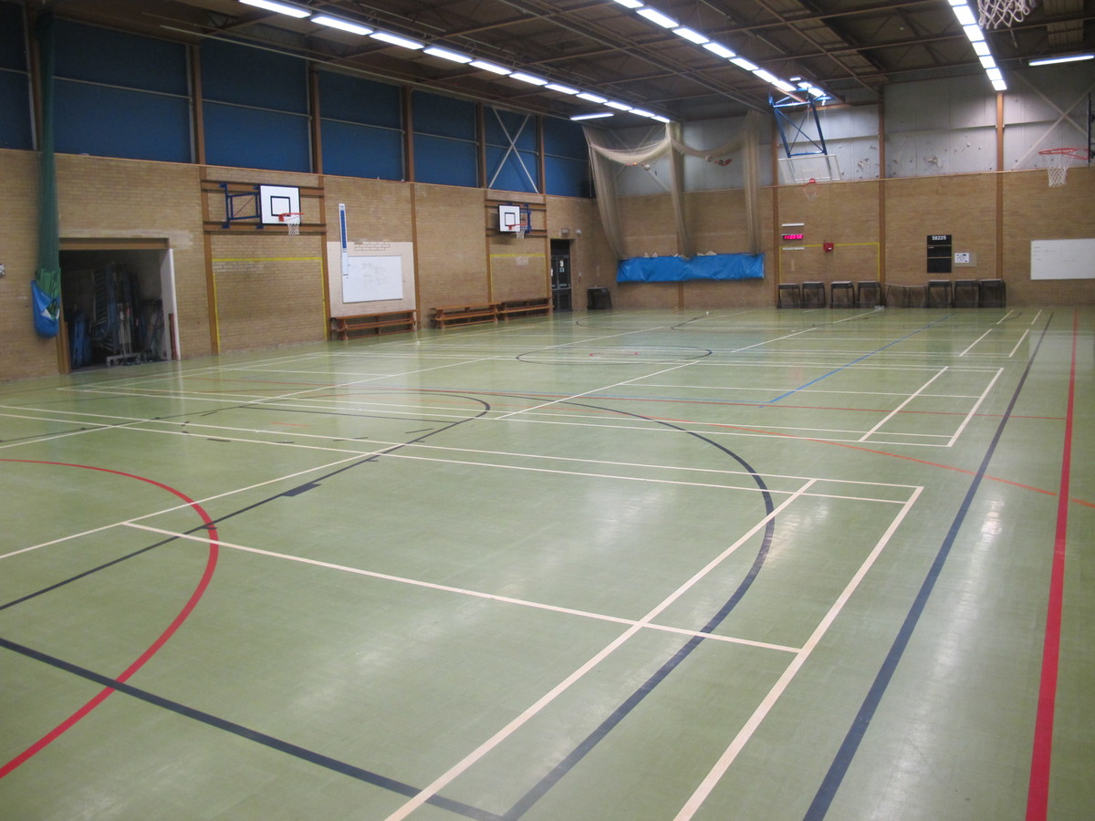 Sports Hall - Toynbee School - Hampshire - 1 - SchoolHire