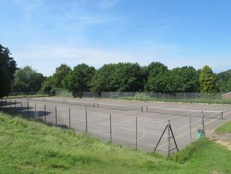 MUGA - Tennis / Netball - Toynbee School - Hampshire - 1 - SchoolHire