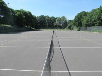 MUGA - Tennis / Netball - Toynbee School - Hampshire - 2 - SchoolHire