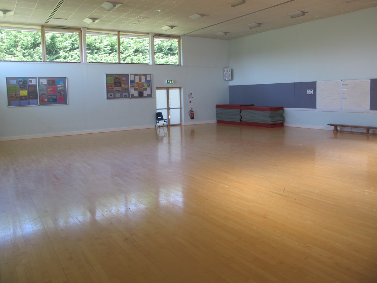 New Hall - Toynbee School - Hampshire - 1 - SchoolHire