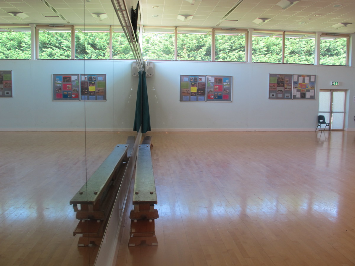 New Hall - Toynbee School - Hampshire - 2 - SchoolHire