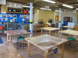 Woodwork Room - Toynbee School - Hampshire - 4 - SchoolHire