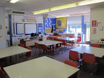 Sewing Room - Toynbee School - Hampshire - 1 - SchoolHire