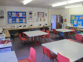 Sewing Room - Toynbee School - Hampshire - 2 - SchoolHire