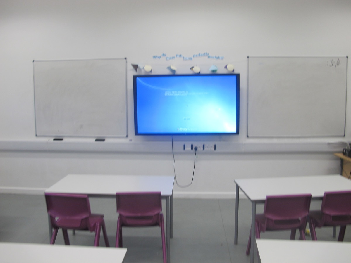 Classrooms - New Style - G Corridor - Wallington High School for Girls - Sutton - 3 - SchoolHire
