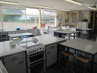 Food Tech Room - Notley High School & Braintree Sixth Form - Essex - 2 - SchoolHire