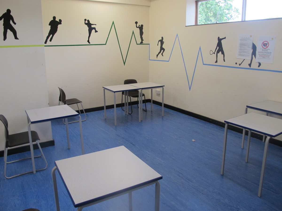 Function Room - MPR-G - Notley High School & Braintree Sixth Form - Essex - 1 - SchoolHire