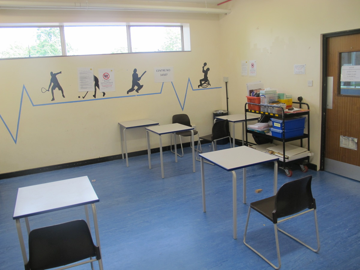 Function Room - MPR-G - Notley High School & Braintree Sixth Form - Essex - 3 - SchoolHire
