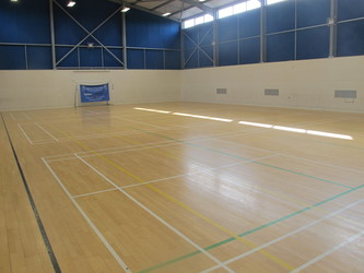 Sports Hall - Fitness Centre - Notley High School & Braintree Sixth Form - Essex - 3 - SchoolHire