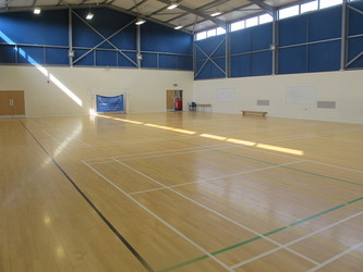 Sports Hall - Fitness Centre - Notley High School & Braintree Sixth Form - Essex - 4 - SchoolHire