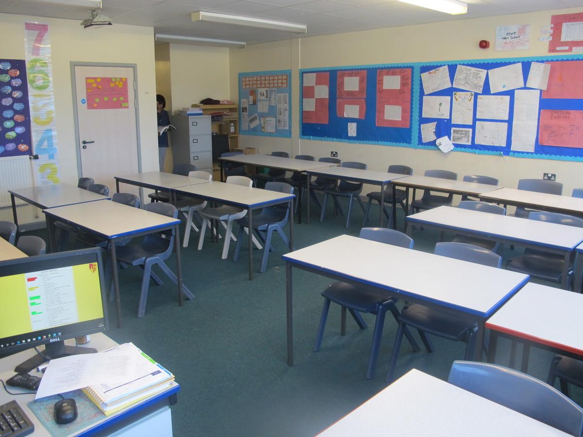 Ystafell Ddosbarth / Classrooms - Ysgol Gyfun Gymraeg Plasmawr - Cardiff - 2 - SchoolHire