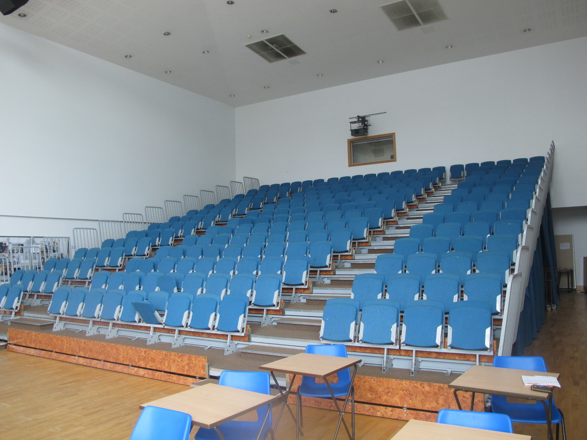 Main Hall - Manchester Academy - Manchester - 1 - SchoolHire