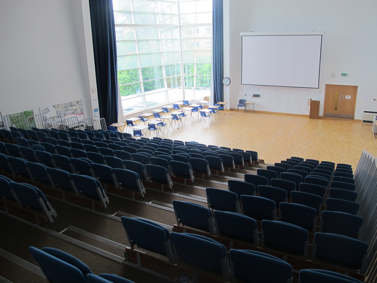 Main Hall - Manchester Academy - Manchester - 2 - SchoolHire
