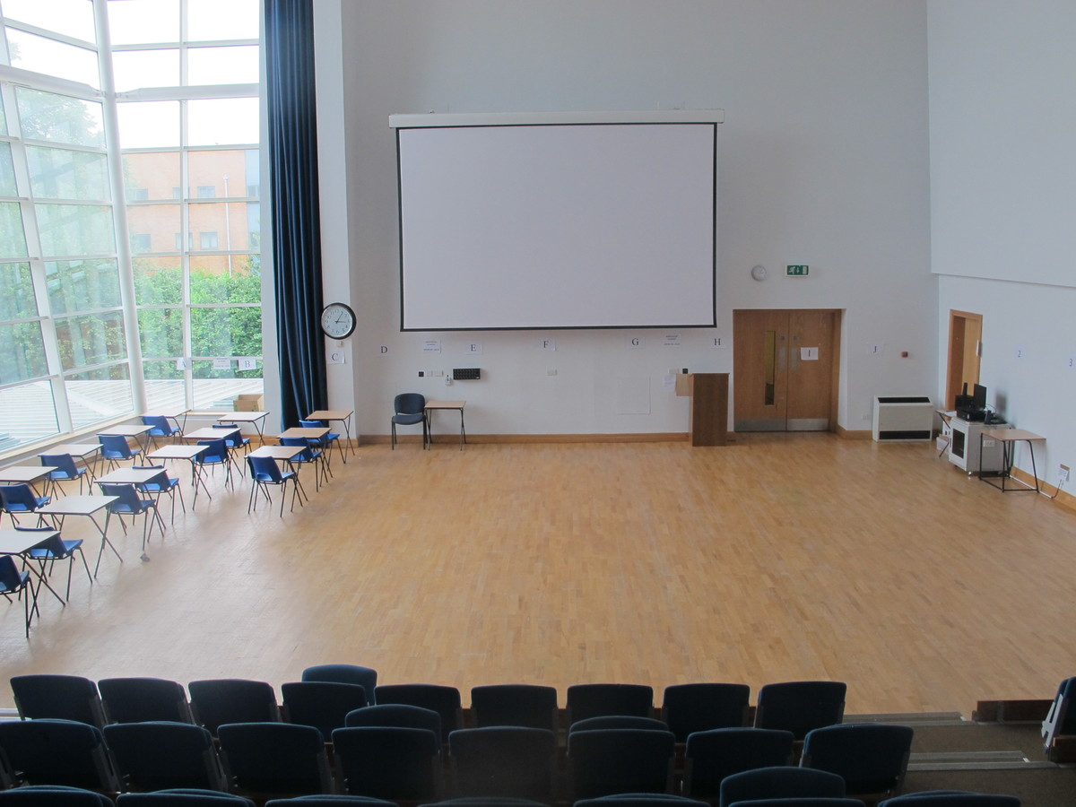 Main Hall - Manchester Academy - Manchester - 3 - SchoolHire