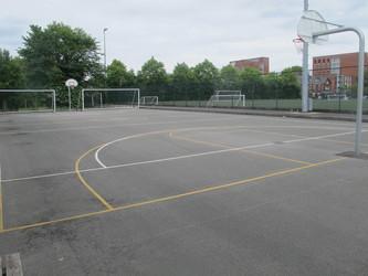 Outdoor Court - Manchester Academy - Manchester - 3 - SchoolHire