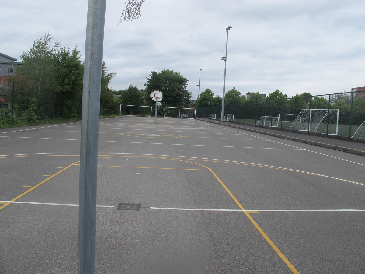 Outdoor Court - Manchester Academy - Manchester - 4 - SchoolHire