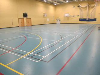 Sports Hall - Manchester Academy - Manchester - 1 - SchoolHire
