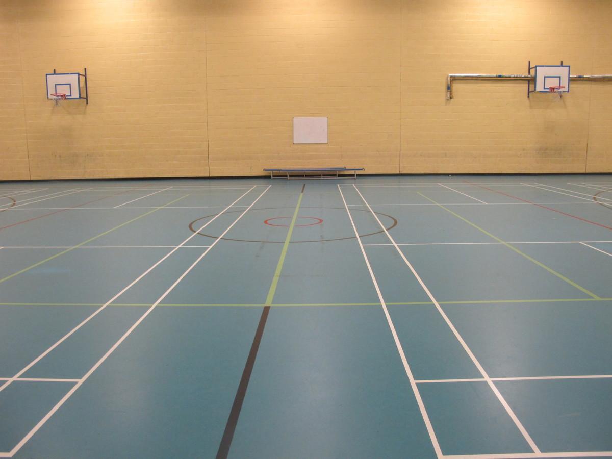 Sports Hall - Manchester Academy - Manchester - 2 - SchoolHire