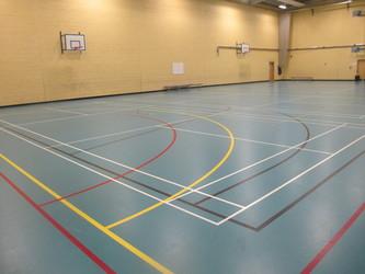 Sports Hall - Manchester Academy - Manchester - 3 - SchoolHire
