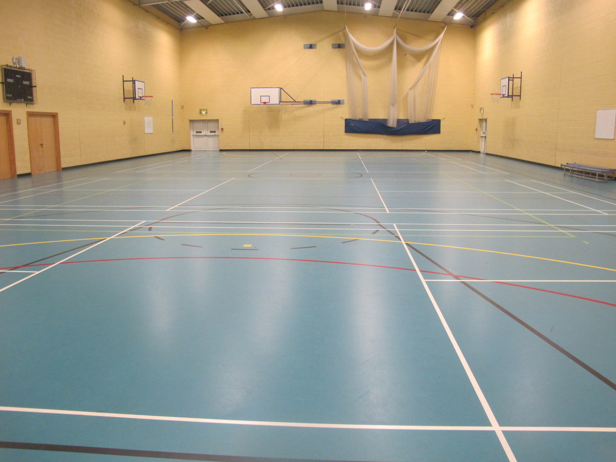 Sports Hall - Manchester Academy - Manchester - 4 - SchoolHire