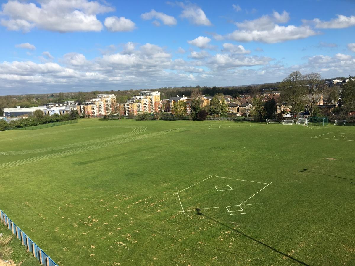 Grass Field - Westfield Academy - Hertfordshire - 1 - SchoolHire