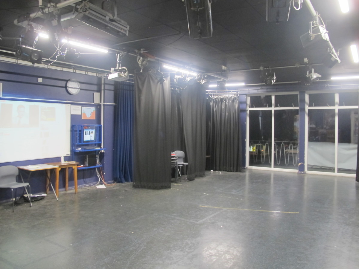 Drama Room - Wallington High School for Girls - Sutton - 2 - SchoolHire