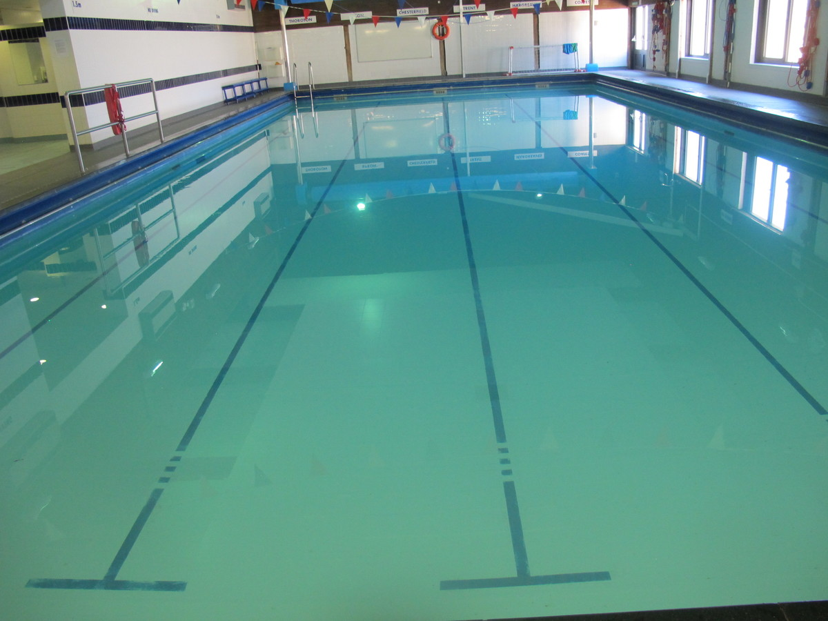 Swimming Pool At Ashfield School Leisure Centre For Hire