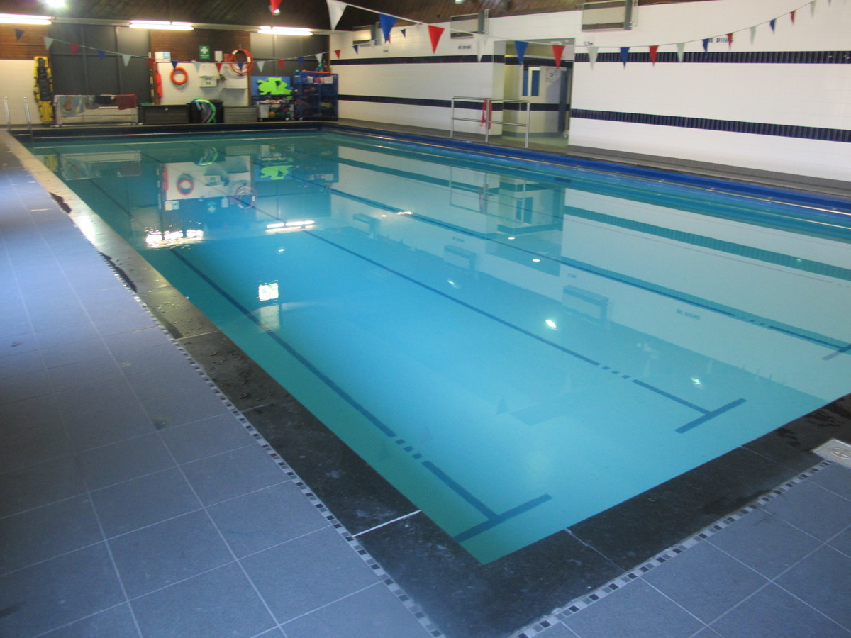 Swimming pool at ashfield school leisure centre for hire - Swimming pool discounters new castle pa ...