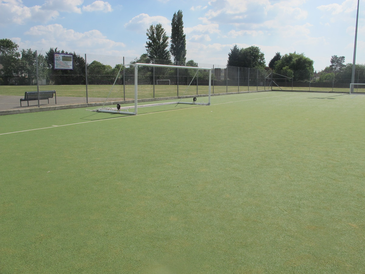 Astroturf Football Pitch - Preston Manor School - Brent - 3 - SchoolHire