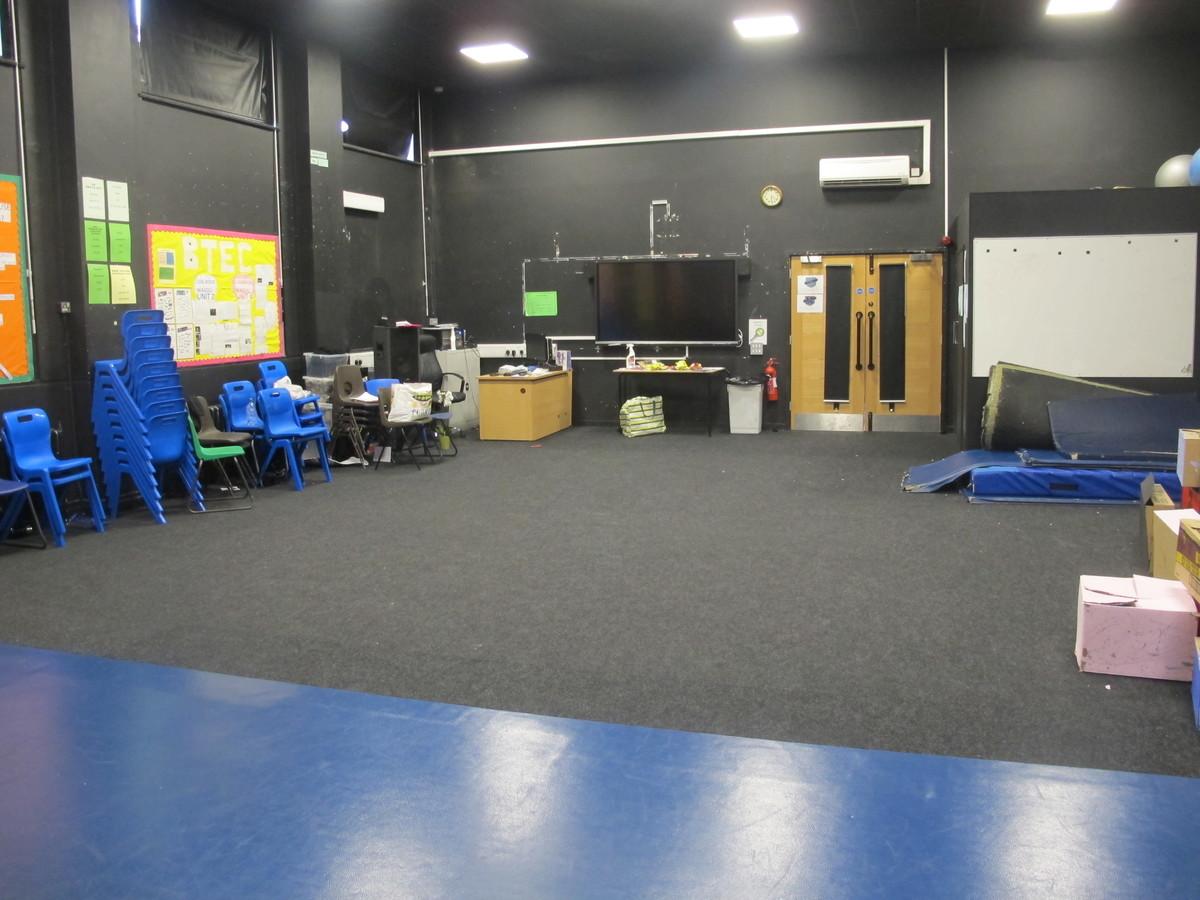 Dance Studio - Preston Manor School - Brent - 2 - SchoolHire
