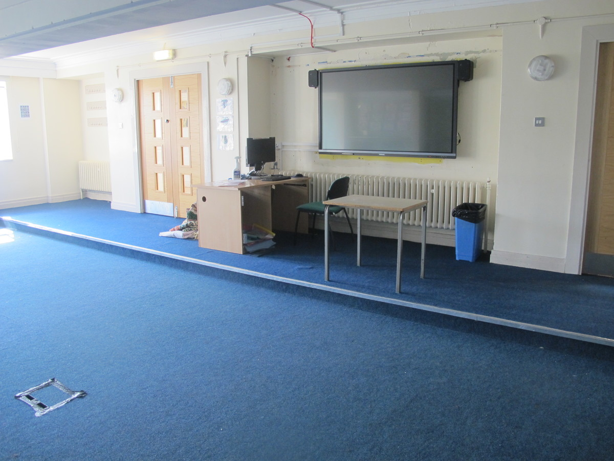 Drama Room - Preston Manor School - Brent - 2 - SchoolHire