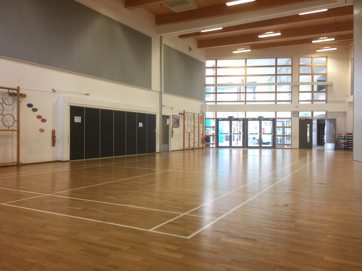 Main Hall (Lower School) - Preston Manor School - Brent - 1 - SchoolHire