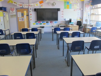 Classrooms - P Block - Preston Manor School - Brent - 2 - SchoolHire