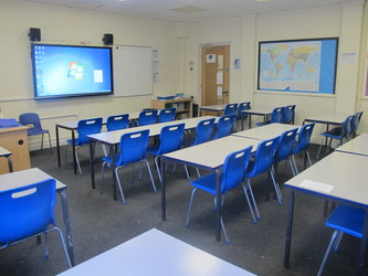 Classrooms - M Block - Preston Manor School - Brent - 1 - SchoolHire