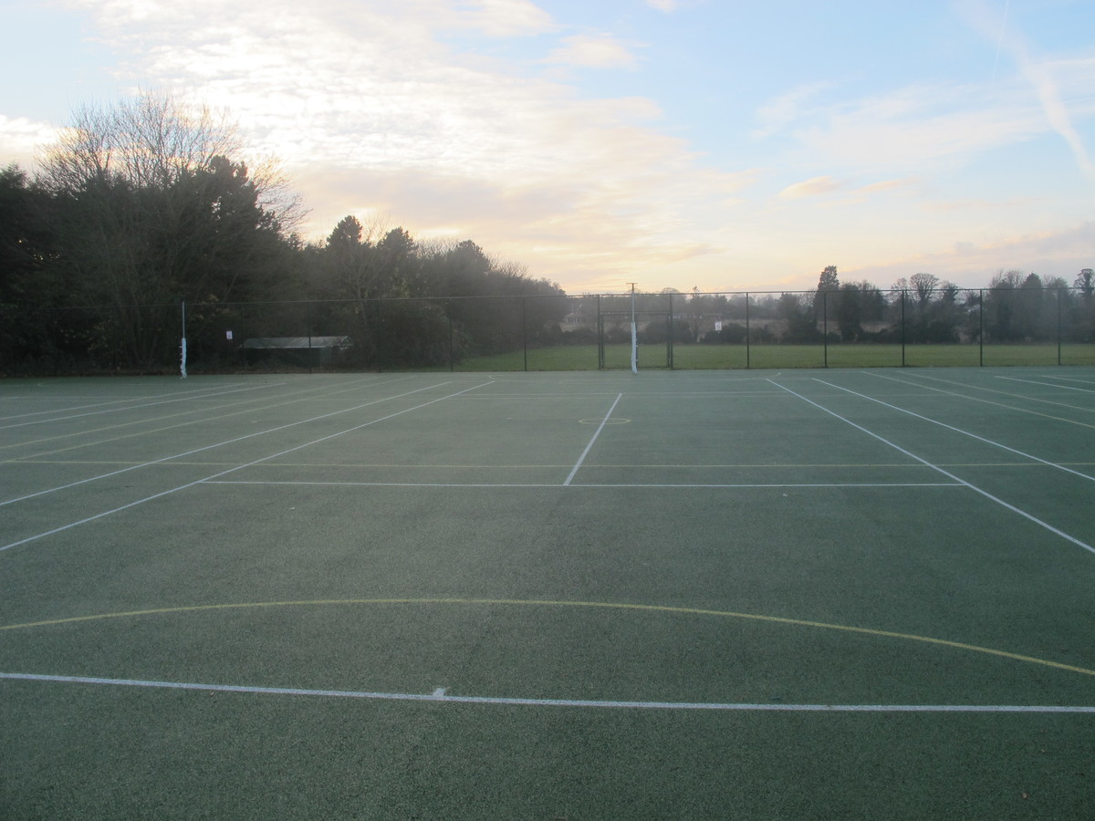 Outdoor Netball / Tennis Courts 1 - Wallington High School for Girls - Sutton - 1 - SchoolHire