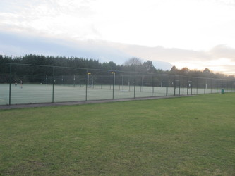 Outdoor Netball / Tennis Courts 1 - Wallington High School for Girls - Sutton - 4 - SchoolHire
