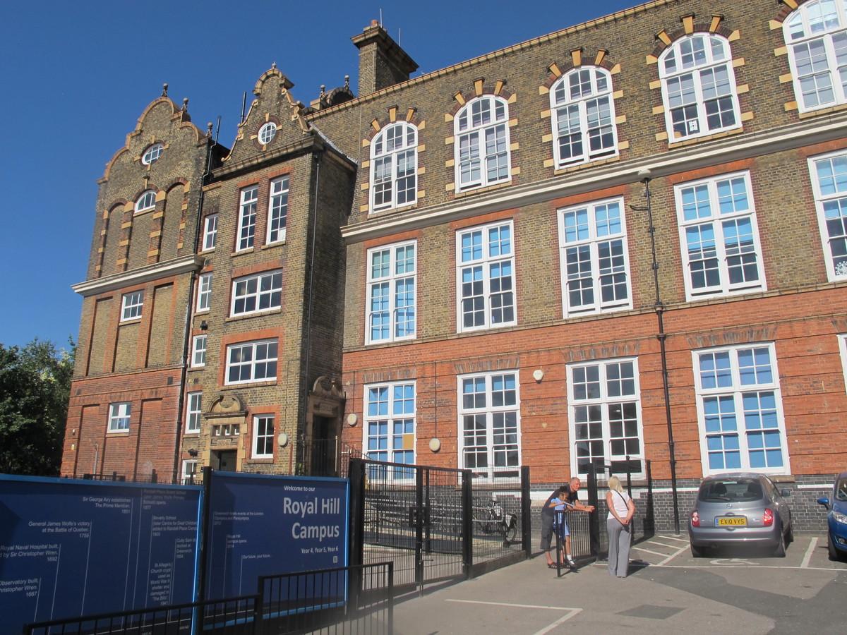 James Wolfe Primary School with Centre for Deaf Children - Greenwich - 1 - SchoolHire