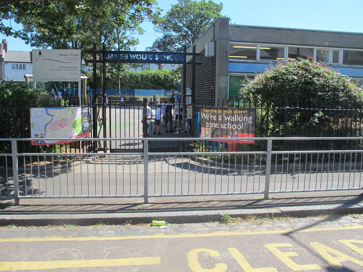 James Wolfe Primary School with Centre for Deaf Children - Greenwich - 2 - SchoolHire